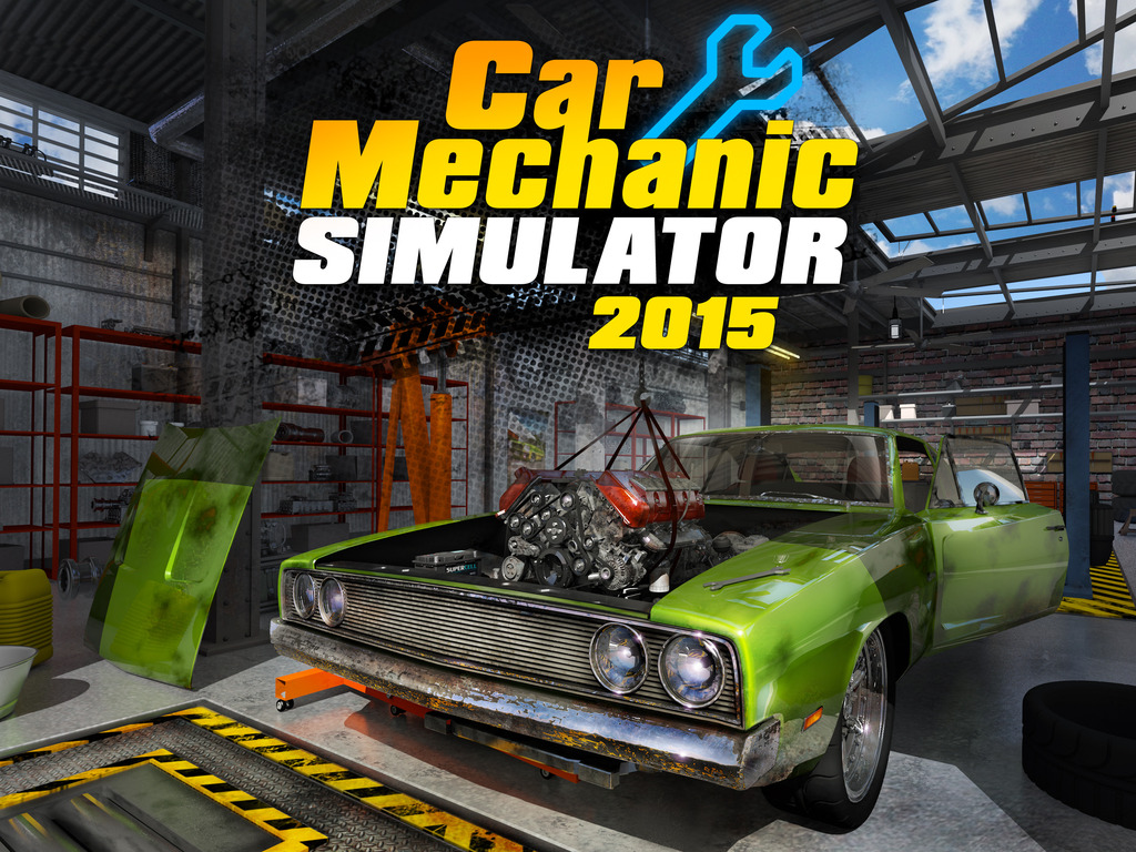 telecharger Car Mechanic Simulator 2015