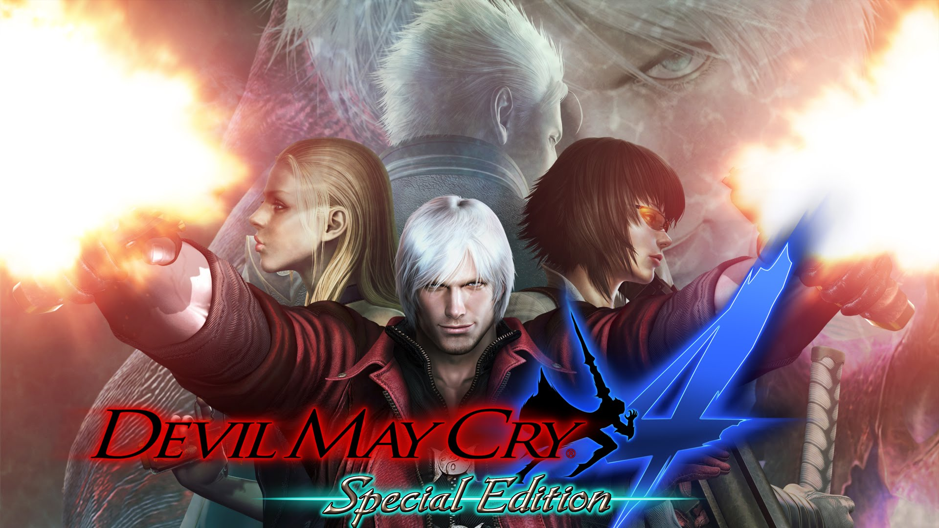 Devil May Cry 4 Special Edition crack PC
