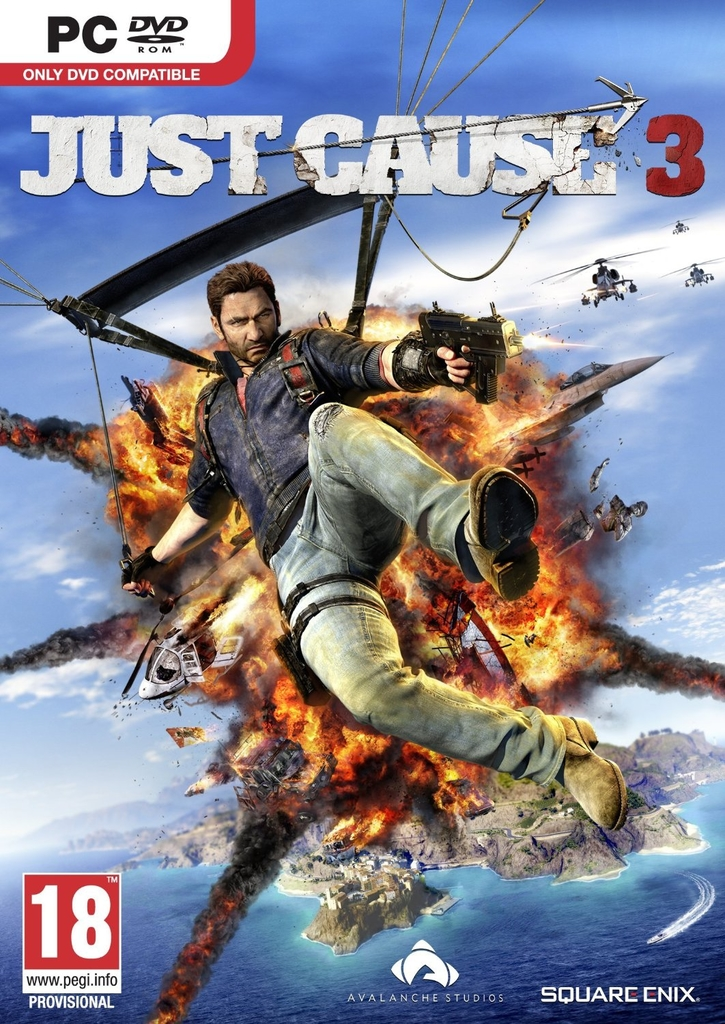 Скачать torrent just cause 3.
