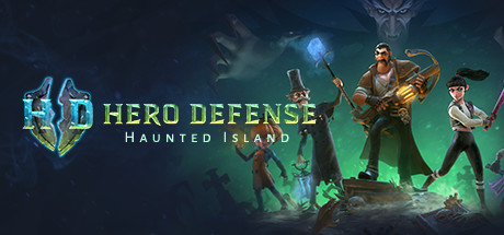 Hero Defense - Haunted Island PC