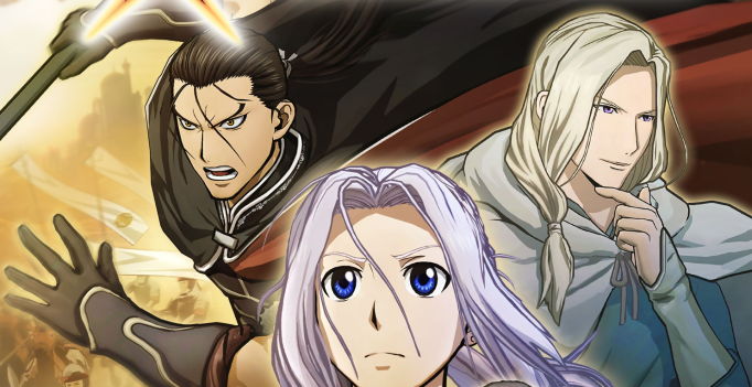 ARSLAN: THE WARRIORS OF LEGEND Crack