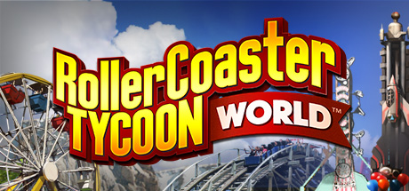 RollerCoaster Tycoon World Crack