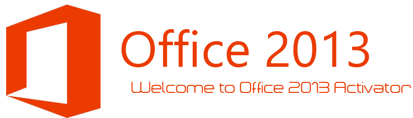 activer Microsoft Office 2013