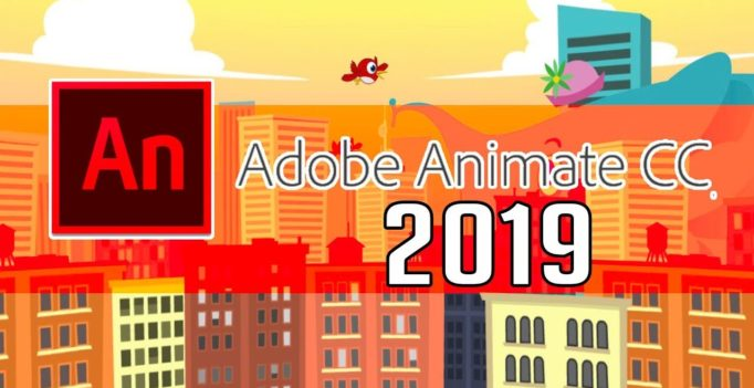 Adobe Animate CC 2019 Setup