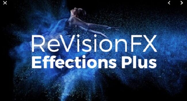RevisionFX Effections Plus Crack