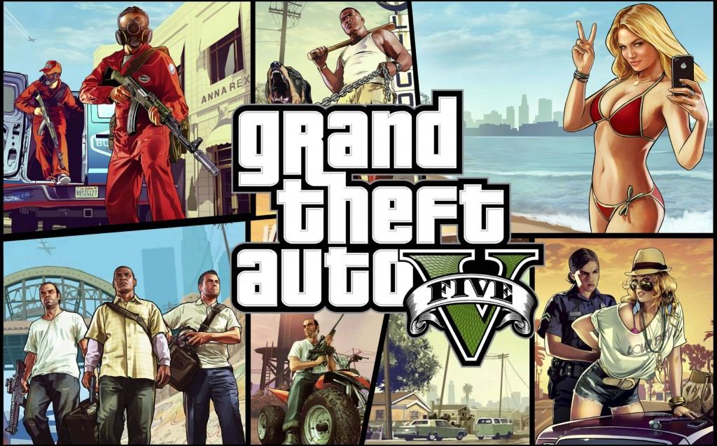 Télécharger Grand Theft Auto 5 pc gratuit