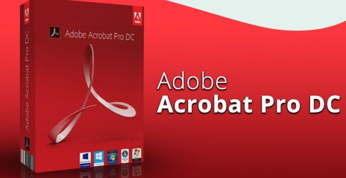 Acrobat Pro DC 2021 PC